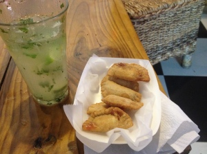 cheese and guava empanadas