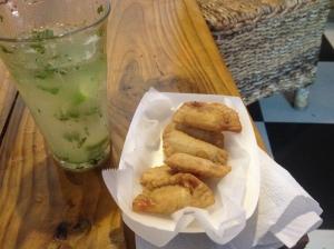 cheese and guava empanadas