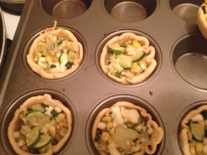 mexican tartlets