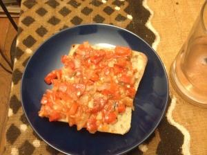 corsican bell pepper stew