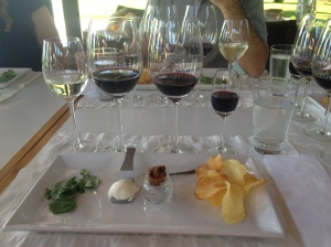 226. wine and food tasting
